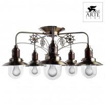 Светильник потолочный Arte Sailor A4524PL-5AB