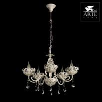 Светильник (Люстра) Arte Fleece A4554LM-5WG