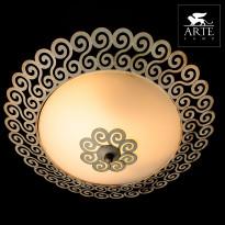 Светильник потолочный Arte Fleece A4554PL-2WG