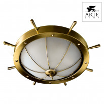 Светильник настенно-потолочный Arte Wheel A5500PL-2AB