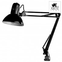 Лампа настольная Arte Senior A6068LT-1BK