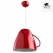 Светильник (Люстра) Arte Cafeteria A6601SP-1RD