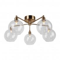 Светильник потолочный Arte Rosaria A8564PL-5RB