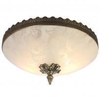 Светильник потолочный Arte Crown A4541PL-3AB