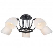 Светильник потолочный Arte Fiorentino A7144PL-5BK