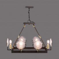 Светильник (Люстра) Citilux Тесла CL445261
