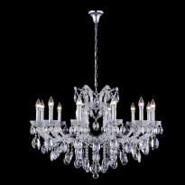 Светильник (Люстра) Crystal Lux HOLLYWOOD SP12 CHROME