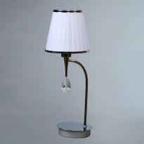 Лампа настольная Brizzi MA 01625T/001 Chrome