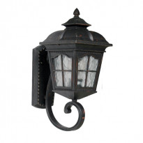 Уличный настенный светильник LArte Luce Royston L76188.91