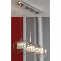 Светильник (Люстра) Lussole Sorso LSC-8006-03
