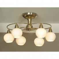 Светильник потолочный Lussole Caruso LSQ-4717-06