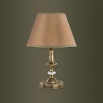 Лампа настольная Kutek Lugano LUG-LN-1(P/A)