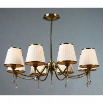 Светильник (Люстра) Brizzi MA 01625 CA 008 Bronze Cream