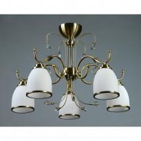 Светильник потолочный Brizzi MA02640C/005 Bronze