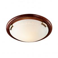 Светильник настенно-потолочный Sonex Greca Wood 160/K