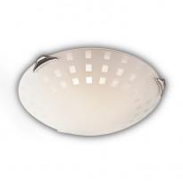 Светильник настенно-потолочный Sonex Quadro White 162/K