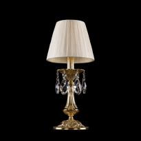 Лампа настольная Bohemia Ivele Crystal 1702L/1-30/G/SH33-160