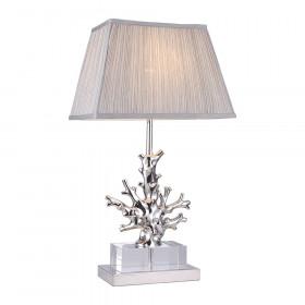 Настольная лампа Garda Decor Silver coral K2BT-1004