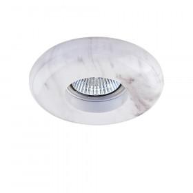 Светильник точечный Lightstar Marmara Bianco 002740