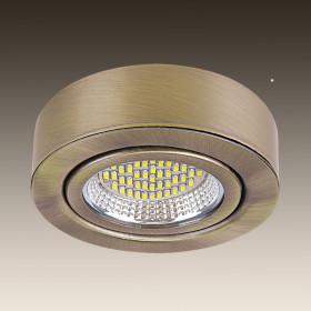 Светильник точечный Lightstar Mobiled 003331