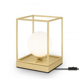 Лампа настольная Freya Trinity FR5113TL-01G