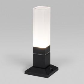 Уличный фонарь Elektrostandard 1536 TECHNO LED Black