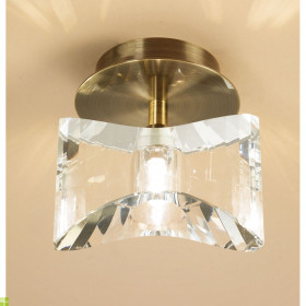 Светильник точечный Mantra Krom Cuero 0877