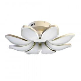 Светильник потолочный RiForma Flower 1-5018-WH LED
