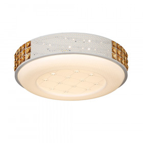 Светильник потолочный RiForma Gloss 1-5030-WH Y LED