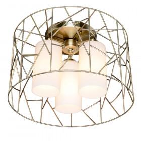 Светильник потолочный RiForma Lattice 1-5152-3-AB E27