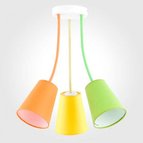 Светильник потолочный TK Lighting Wire Colour 2106