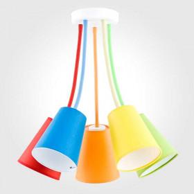 Светильник потолочный TK Lighting Wire Colour 2107