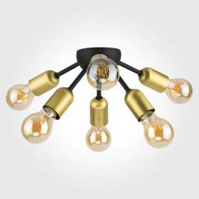 Светильник потолочный TK Lighting Estrella Black 1467