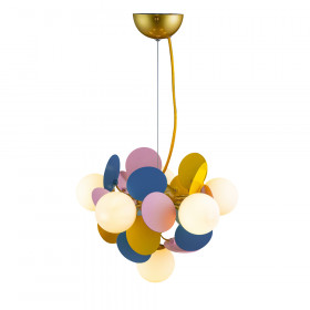Люстра Loft It Matisse 10008/6 mult
