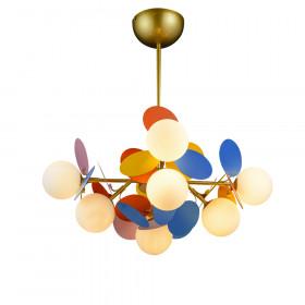 Светильник потолочный Loft It Matisse 10008/8 mult