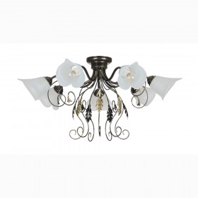Светильник потолочный Аврора Венеция 10099-7C