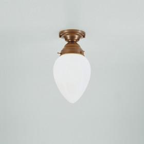 Светильник потолочный Berliner Messinglampen PS11-123opB