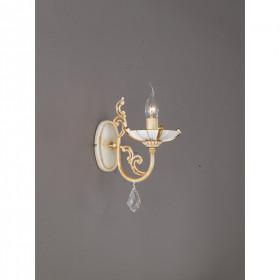 Бра La Lampada WB 590/1.17 Ceramic Gold