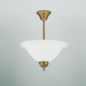 Светильник потолочный Berliner Messinglampen D77-90opB