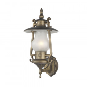 Уличный настенный светильник Favourite Leyro 1496-1W