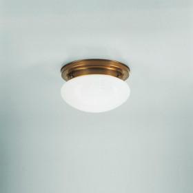 Светильник потолочный Berliner Messinglampen D8-126opB