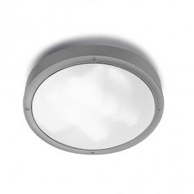 Уличный настенно-потолочный светильник LEDS C4 Basic 15-9542-34-M3
