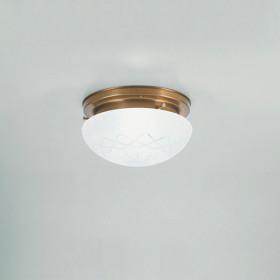 Светильник потолочный Berliner Messinglampen D8-126crB