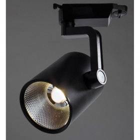 Трековый светильник Arte Traccia A2330PL-1BK