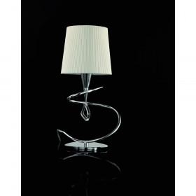 Лампа настольная Mantra Mara Cromo Pant - Blanca 1649