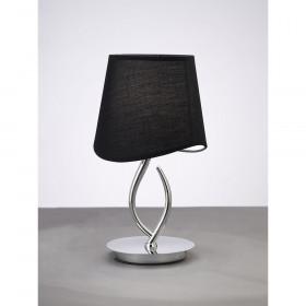 Лампа настольная Mantra Ninette Cr. - Pant. Negra 1915