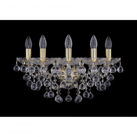 Бра Bohemia Ivele Crystal 1409B/5/160/XL/G