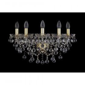 Бра Bohemia Ivele Crystal 1409B/5/195/XL/G