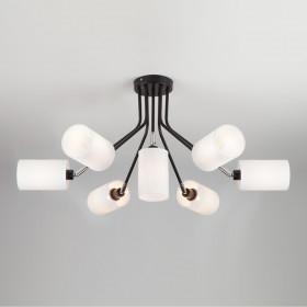 Светильник потолочный Eurosvet Duetto 70072/7 White