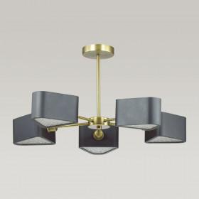 Светильник потолочный Lumion Riven 4406/5C